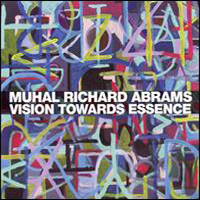 CD cover of Muhal Richard Abrams VISION TOWARDS ESSENCE, Cover Art: Muhal Richard Abrams